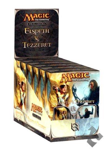 Magic the Gathering: Elspeth vs. Tezzeret Duel Deck Set (2 Limited Edition Theme Decks)