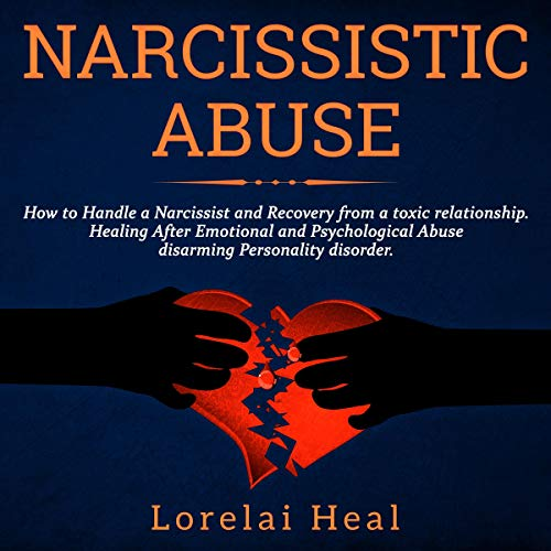 Narcissistic Abuse audiobook cover art