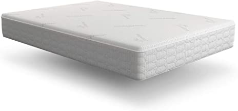 Snuggle-Pedic Mattress That Breathes - Patented Airflow Transfer System, Kool-Flow Ultra-Luxury Bamboo Cover, Orthopedic Flex-Support Memory Foam, 4-Month Sleep Trial & 20-Year Warranty (Cal King)