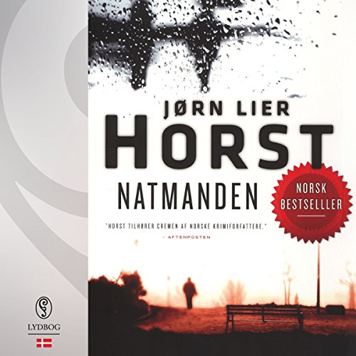 Natmanden (William Wisting 5) audiobook cover art