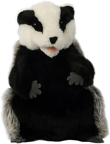 The Puppet Company - European Wildlife Hand Puppets - Marionnette à main - Blaireau