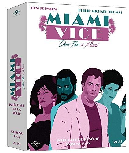Vice (Deux flics à Miami) -Intégrale de la série [Blu-Ray] [Blu-ray]