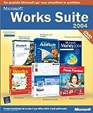 Microsoft WORKS STE 2004 - Suites de programas (1400 MB, 128 MB, Intel Pentium - 500 MHz)