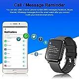 Zoom IMG-1 tipmant smartwatch orologio fitness uomo