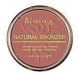 Rimmel Natural Bronzer, Sun Light, 0.49 Fluid Ounce