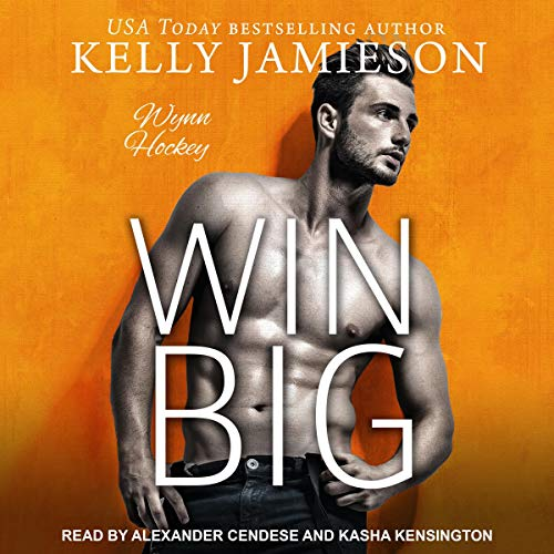 Win Big audiobook cover art