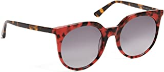 McQ - Alexander McQueen Women's Artstar Logo Cat Eye Sunglasses