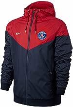 Nike PSG NSW WR Wvn Aut Chaqueta Línea Paris Saint Germain, Hombre