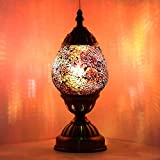 Marrakech – Handmade Glass Mosaic Table Lamp