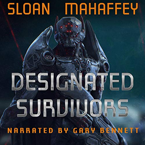 Designated Survivors: A Post-Apocalyptic Thriller audiobook cover art