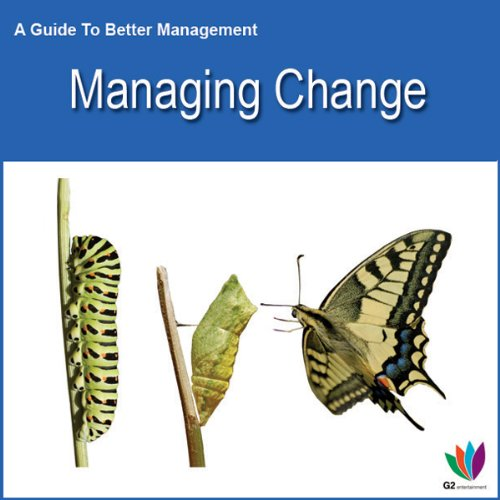 Managing Change audiobook cover art
