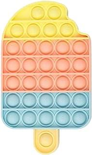 GARLIC PRESS Pincez Sensorielle Jouet Pousser Pop Bubble Pop It Figit Jouet, Push Gadgets Bubble Sensory Fidget Toy Jouet ...