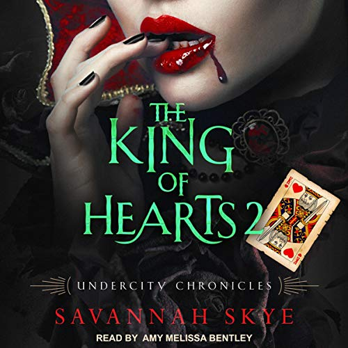 The King of Hearts 2 audiobook cover art