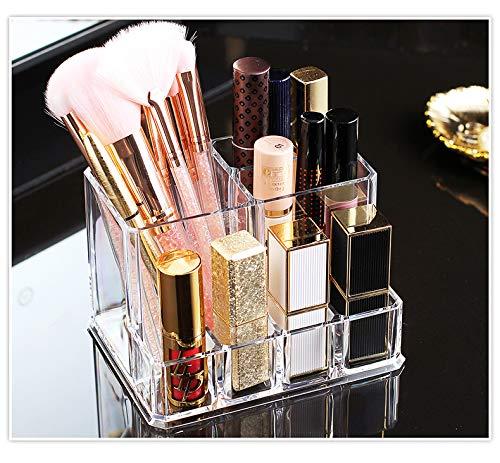 Maquillage Organisateur Pinceau Porte Étui De Rangement Support Pour Le Maquillage, Brosses À Dents, Stylo, Swab