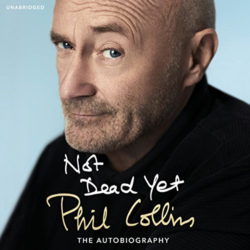 Not Dead Yet audiobook cover art