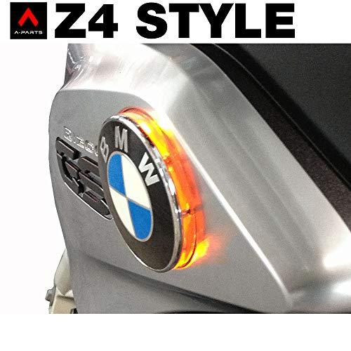 A-parts F/ - Jue de intermitentes Z4Style, lotipo de