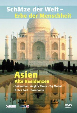 Asien - Alte Residenzen