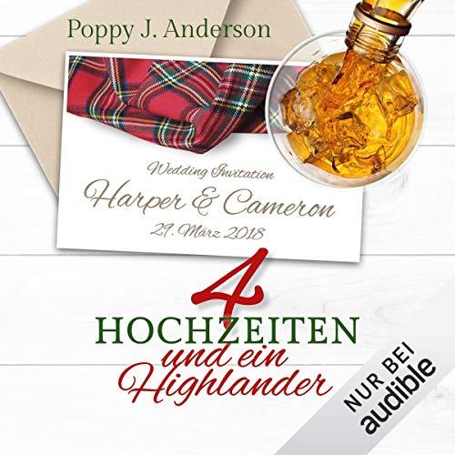 Vier Hochzeiten und ein Highlander Titelbild
