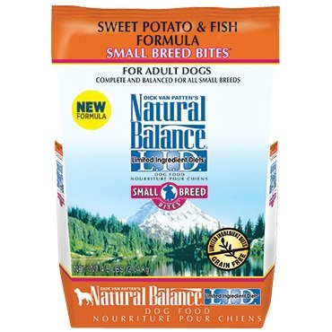 Natural Balance Fish & Potato Small Breed