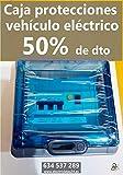 Cuadro Eléctrico para instalación punto de recarga coche eléctrico CUMPLE ITC52