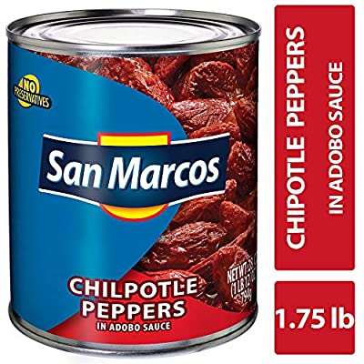 San Marcos Chipotle peppers In Adobo Sauce from San Marcos