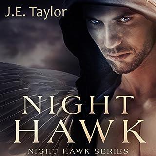 Night Hawk audiobook cover art