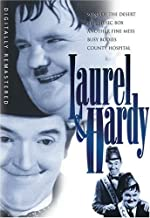 Laurel & Hardy Collection: (Sons of the Desert / The Music Box / Another Fine Mess / Busy Bodies / County Hospital)