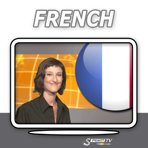 French Phrase Guide audiobook cover art