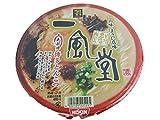 Nissin Ippudo Ramen giapponese Assaggia Hakata Tonkotsu Akamaru Shinmi, Spaghetti ramen istantanei 127g, set di 4 pasti