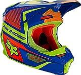 Fox Yth V1 Oktiv Helmet Blue Ys