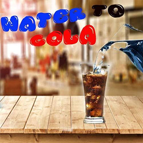 Water to COLA Zaubertrick, Blitz-Cola | Klares Wasser verwandelt Sich sichbar in Cola | Extrem visuelle Verwandlung mit deutschsprachiger Anleitung | Professionelle Zaubertricks und Zauberartikel