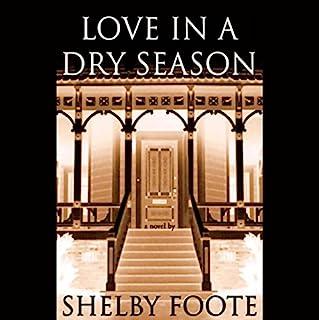 Love in a Dry Season audiobook cover art