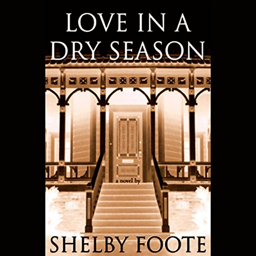 Love in a Dry Season audiobook cover art