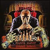 Intruder Psycho Savant Brown Marbled Vinyl Analog