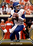 2019 Leaf Draft #6 Brett Rypien (RC - Rookie Card)(NFL Football Draft Pick) NFL Football Card NM-MT