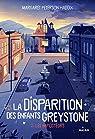 La disparition des enfants Greystone, tome 2 : Les imposteurs par Peterson Haddix