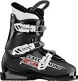 Salomon Kinder Skischuhe schwarz 24