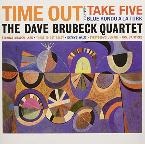 Time Out (Vinyl) [Vinyl LP]