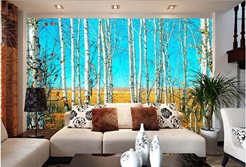 Wxlsl 3D Fototapete Hd Holzbild Dekoration Malerei Benutzerdefinierte Mural 3D Wandbilder Tapete Für Wohnzimmer Wände-250Cmx175Cm