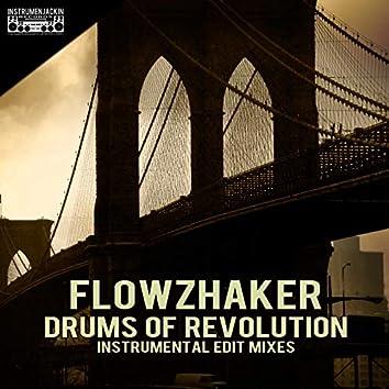 Drums of Revolution (Instrumental Edit Mixes)