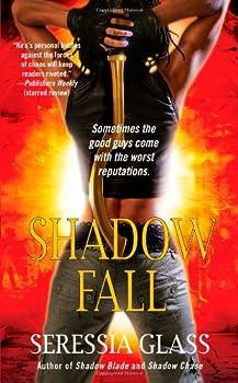 fantasy book review Seressia Glass Shadowchasers 3. Shadow Fall