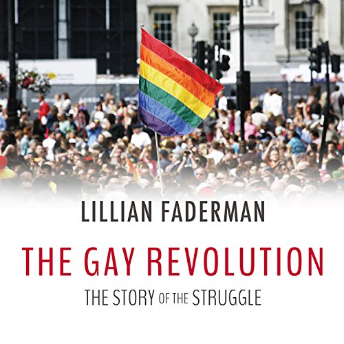Page de couverture de The Gay Revolution