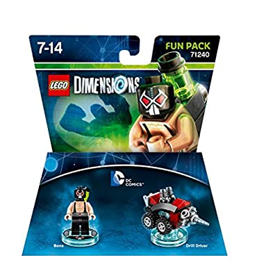 Lego Dimensions: Fun Pack DC Bane