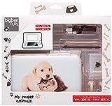 Sacoche et accessoires Bébé animal pour Nintendo NEW 2DS XL / 3DSXL