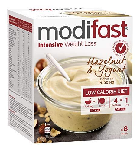 Modifast Intensive Yoghurt Hazelnoot