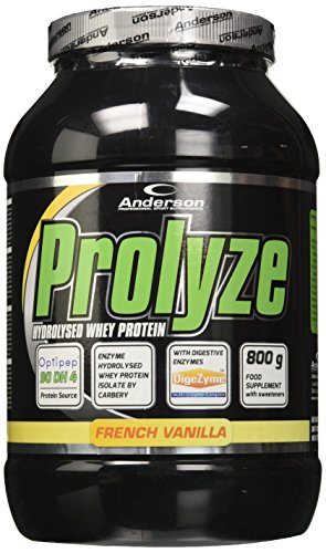 Anderson Research IAF00088366 Prolyze, 800 g, Vaniglia