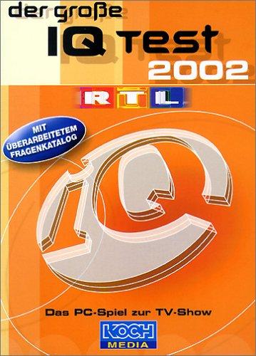 Der große IQ-Test 2002