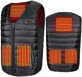 AMJISBF Heated Vest Jacket