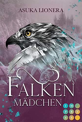 Falkenmädchen (Divinitas 1): Epischer Fantasy-Liebesroman inklusive Bonusgeschichte