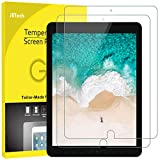 JETech Schutzfolie für iPad Air 3 (10,5 Zoll Modell 2019) & iPad Pro 10,5 (2017), Panzerglas Bildschirmschutzfolie, 2 Stücke